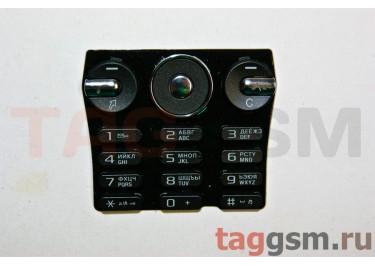 клавиатура Sony-Ericsson S302 черный AAA