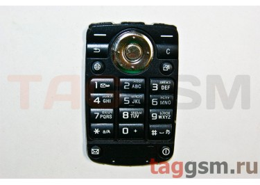 клавиатура Sony-Ericsson W710 (черный) AAA