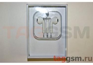 Гарнитура стерео для iPhone 5 в коробке, ориг
