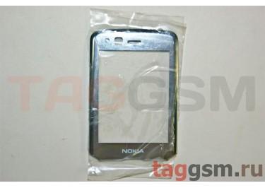 стекло корпуса Nokia N82 silver