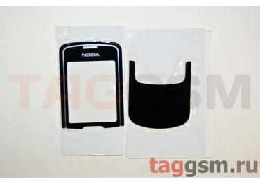Стекло корпуса для Nokia 8600 комплект class AAA