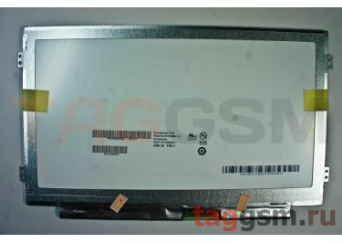 "10.1"" 1024x600 WSVGA LED Slim Матовая (B101AW06 V.1(V.4) / BA101WS1-100 / N101L6-L0D / CLAA101NB03A / LP101WSB (TL)(N1) / LTN101NT05 / LTN101NT08 / HSD101PHW3) 40 pin"