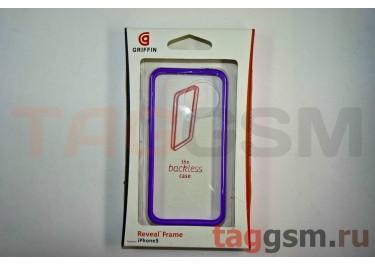Бампер Griffin для iPhone 5 (фиолетовый)