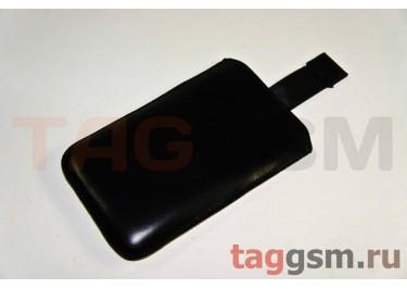 Сумка для HTC HD2 с внутренним языком чёрная*