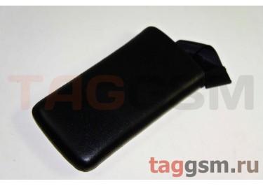 Сумка для HTC HD 7 Mozard с внутренним языком чёрная
