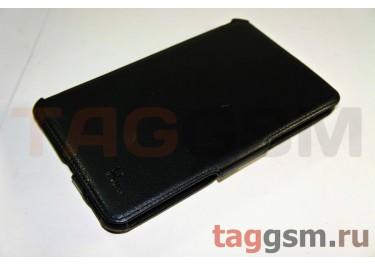 Сумка футляр-книга Armor Case для HTC Flyer (чёрная в коробке)