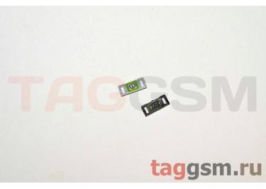 Кнопка (толкатель) Nok 6120C silver-green