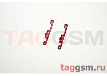 Кнопка (толкатель) Nok E66 red
