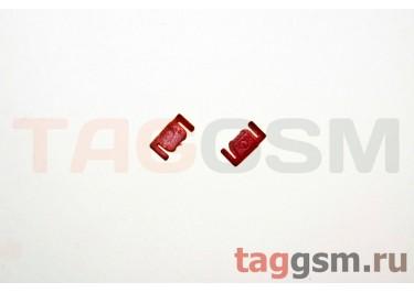 Кнопка (толкатель) Nok E71 red