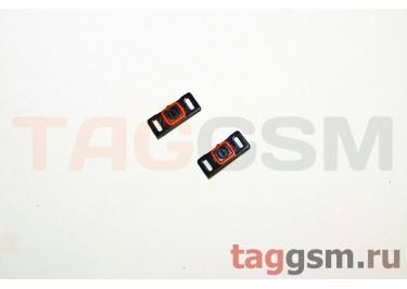 Кнопка (толкатель) Nok 6120C black-red