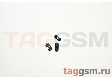 Кнопка (толкатель) Nok N97 (блокировка,черный)