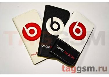 Футляр-книга iPhone 5 Beats (Monster case) в ассортименте