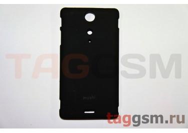 Задняя накладка Moshi Sony-Ericsson LT29i пластикчерный