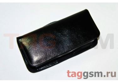 Футляр на пояс для Nokia 6233 / N73 SATELLITE черный