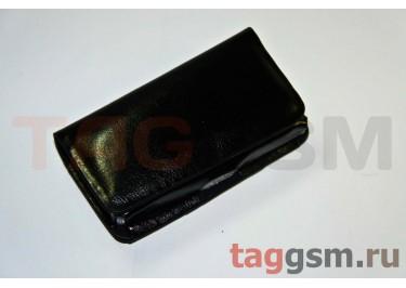 Футляр на пояс для iPhone 4 SATELLITE черный