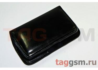 Футляр 001841 гладкий черный HTC Legend / i900