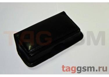 Футляр 001841 гладкий черный HTC Touch Pro 2 / N97