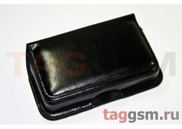 Футляр 001841 гладкий черный iPhone 3Gs / HTC TouchHD