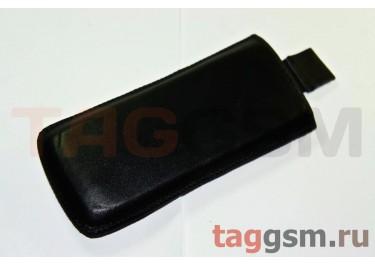 Чехол кожанный с язычком Nok 7900 (ОРИГ)
