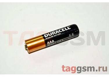 Элементы питания Duracell LR03-8BL