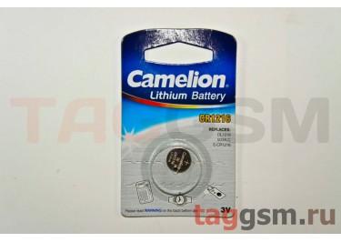 Спецэлемент Camelion CR1216-1BL (батарейка Li, 3V)