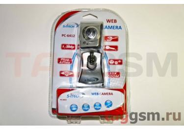 Вебкамеры S-iTECH PC6412 (1,3 мегапикс)