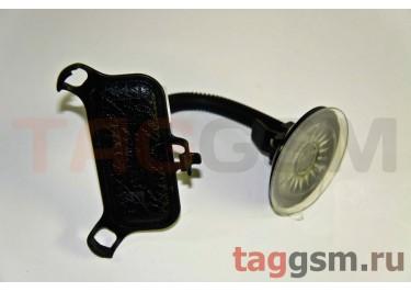 Автомобильный держатель для iPhone 3G / 3GS c кож вставкой