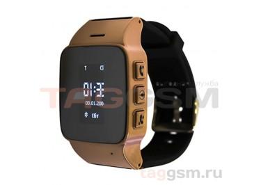 GPS - детские часы SmartBabyWatch D99 (Розовые)