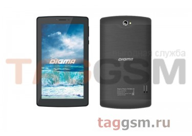 Планшет Digma Plane 7010M 4G (Black)