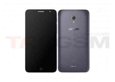 Сотовый телефон Alcatel 5056D POP 4 (2SIM) (Dark Gray)