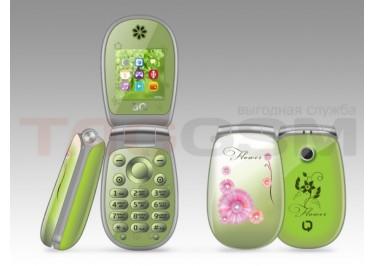Сотовый телефон BQ Flower 1410 (Green)