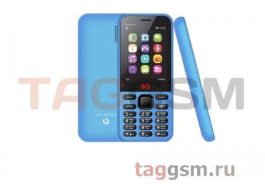 Сотовый телефон BQ Alexandria BQM 2800 (Blue)