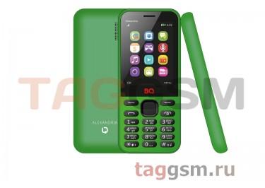 Сотовый телефон BQ Alexandria BQM 2800 (Green)