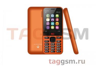 Сотовый телефон BQ Alexandria BQM 2800 (Orange)