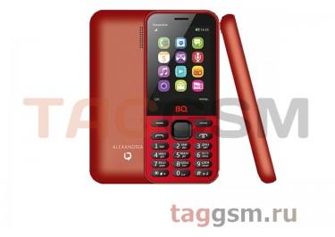 Сотовый телефон BQ Alexandria BQM 2800 (Red)