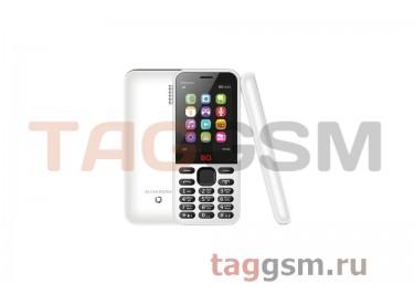 Сотовый телефон BQ Alexandria BQM 2800 (White)
