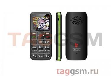 Сотовый телефон BQ Arlon 1802 (Black) / (Green)
