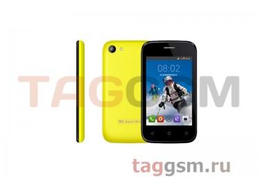 Сотовый телефон BQ Aspen Mini 3510 (Yellow)