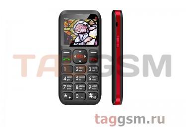Сотовый телефон BQ Arlon 1802 (Black) / (Red)