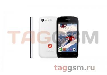 Сотовый телефон BQ Aspen BQS 4010 (White)