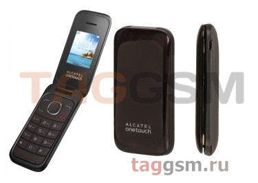 Сотовый телефон Alcatel 1035D (2SIM) (Dark Chocolate)