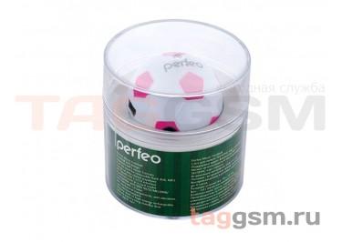 Цифровой МР3 плеер Perfeo Music Footbal, розовый (VI-M009 Pink)