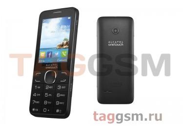 Сотовый телефон Alcatel 2007D (2SIM) (Dark Grey)