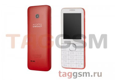 Сотовый телефон Alcatel 2007D (2SIM) (Red)