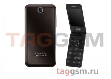 Сотовый телефон Alcatel 2012D (2SIM) (Dark Chocolate)