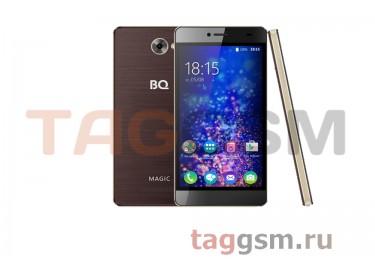 Сотовый телефон BQ Magic BQS 5070 (Brown)