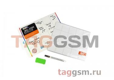 Магнитный коврик с маркером JAKEMY JM-Z09 (20x25см)