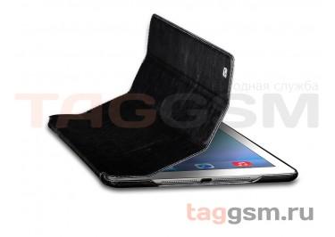 Чехол футляр-книга HOCO для iPad 2 / iPad 3 (чёрный(Crystal))