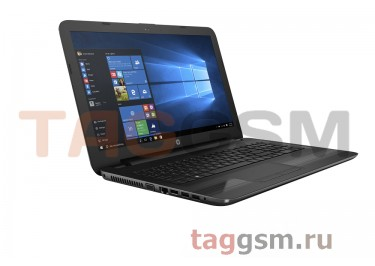 "Ноутбук HP 15-ba045ur 15.6""HD E2-7110 / 4Gb / SSD128 / noODD / DOS / black X5C23EA"
