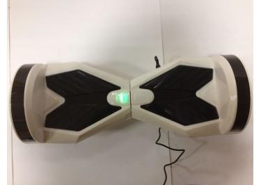 Гироскутер Smart Balance 8''. BT-плеер, LED ходовые огни, АКБ samsung, цвет белый